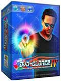 Real DVD clone. Backup your DVD movie, support most of popular DVD burners.